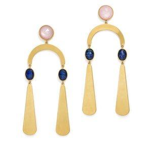 Kate Spade Sunshine Stone Mobile Earrings